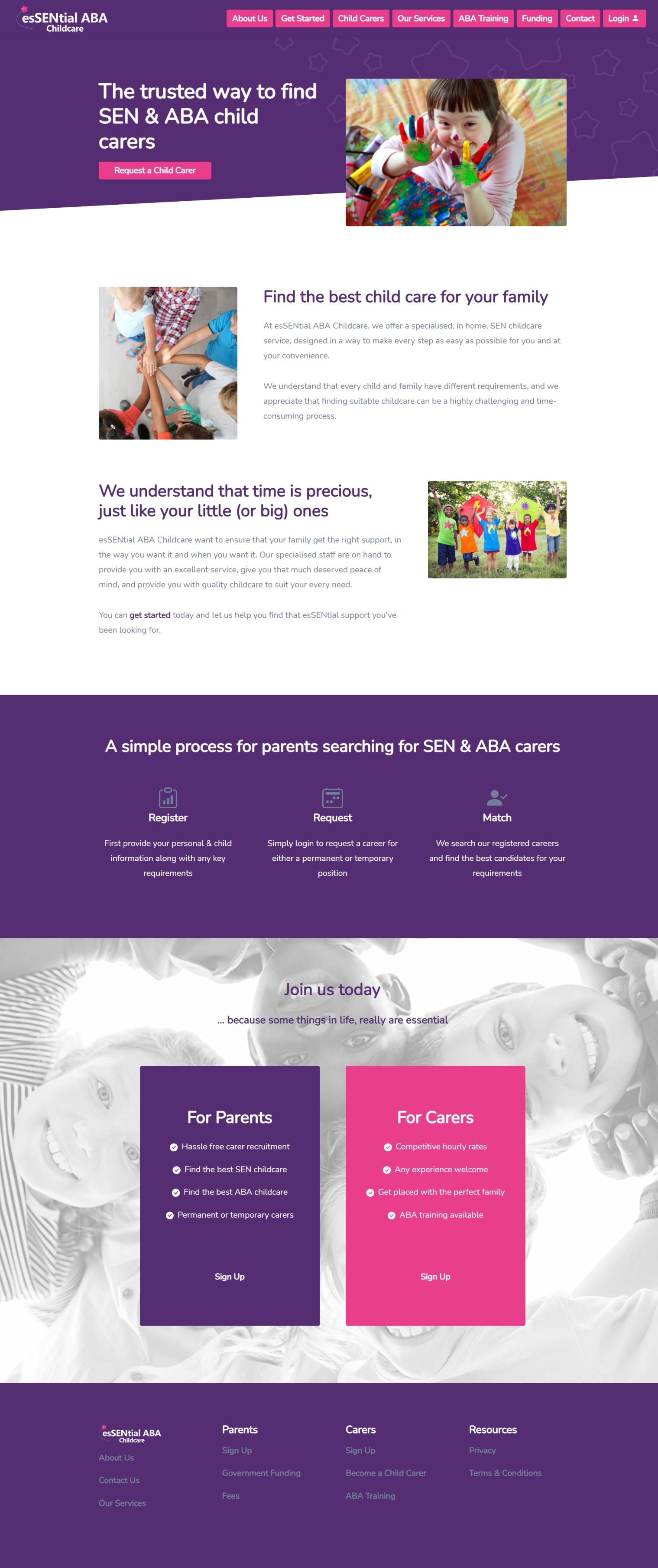 Essential ABA Childcare
