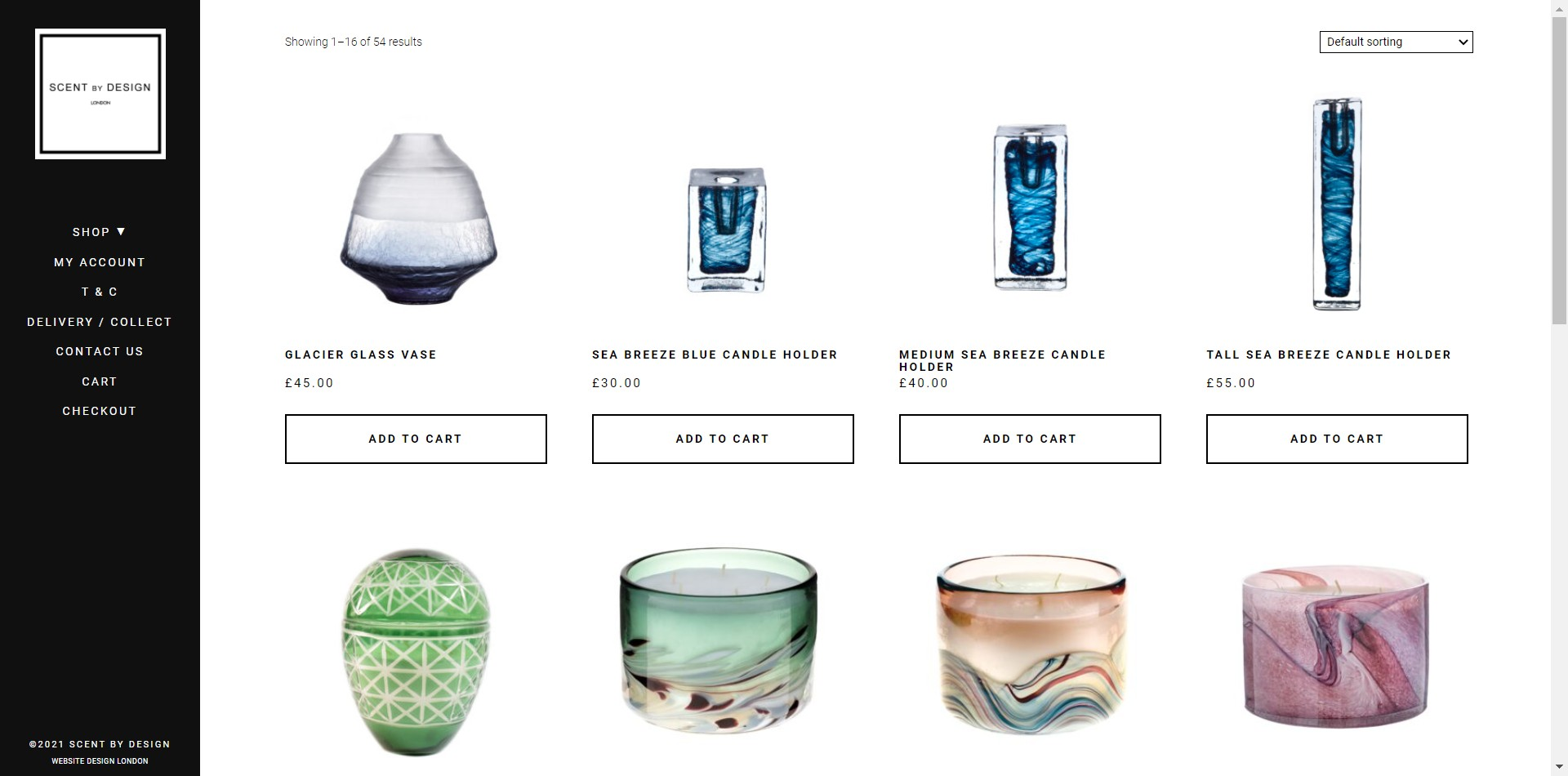 Scent By Design
